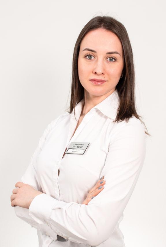 Царева Анастасия Андреевна - Старший администратор в Spadent