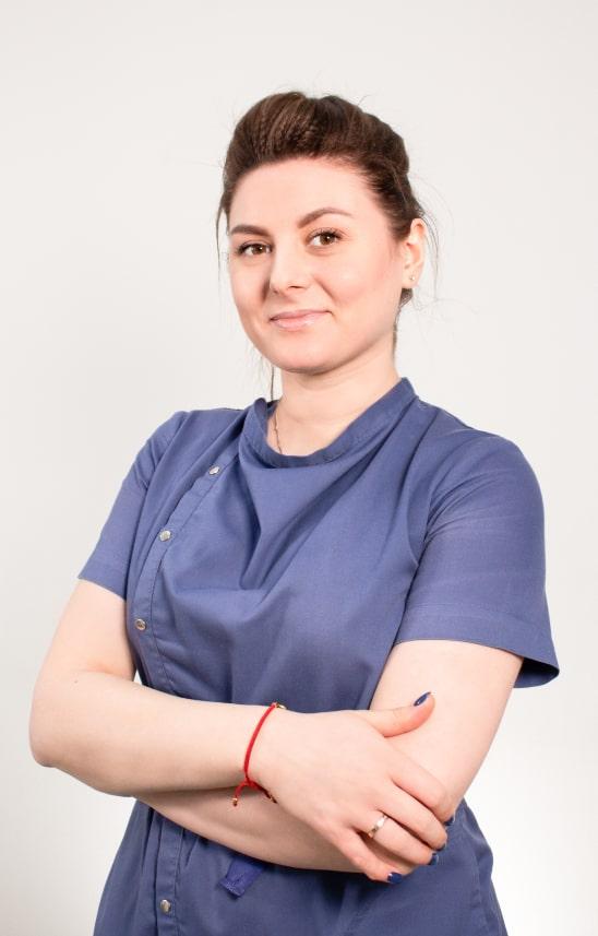 Ушакова Валерия Владимировна - Старшая медсестра
