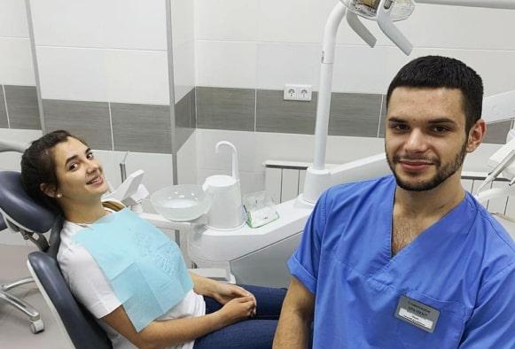 Консультация стоматолога в Санкт-Петербурге