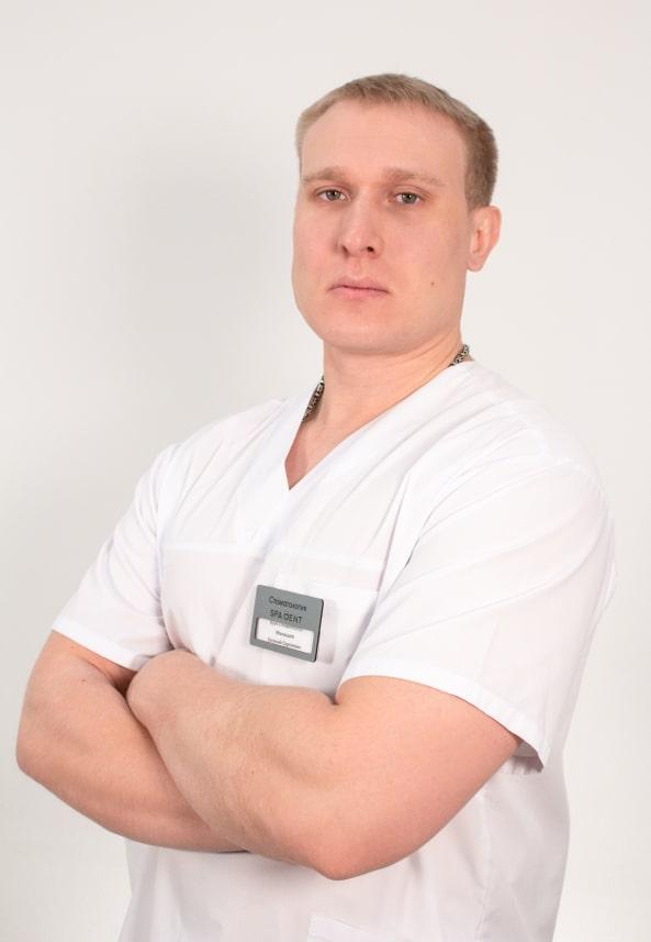 Малышев Евгений Сергеевич - Врач-стоматолог терапевт, ортопед