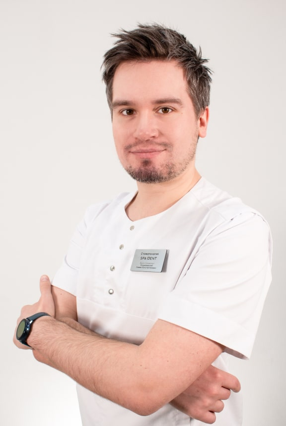 Скуратовский Семен Константинович - Врач-стоматолог терапевт, ортодонт